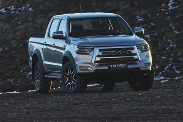 JAC fortalece el segmento de camionetas con la versión T8 Pro