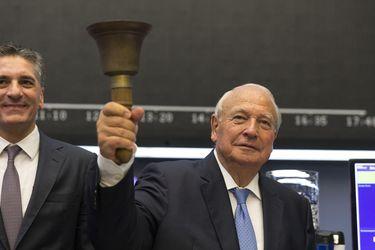 Los súper ricos venden más acciones tras el alza de las bolsas mundiales