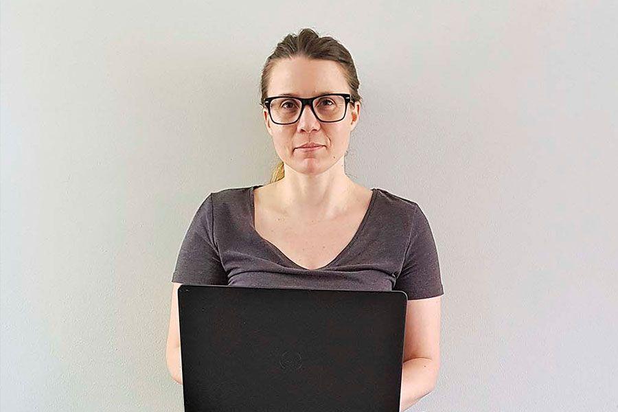 Magdalena Aguilera, creadora de Unibles.com