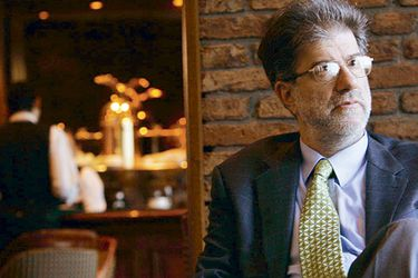 Eduardo Engel  Ex presidente Comisión anticorrupción