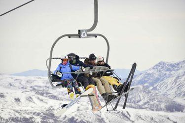 Centro de esquí de Valle Nevado no reiniciará operaciones por tener al 75% de sus trabajadores en comunas en cuarentena