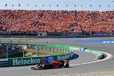 Max Verstappen desata la fiesta tras conquistar el Gran Premio de Países Bajos
