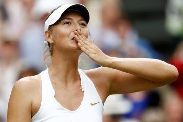 Sharapova comparte número telefónico para dialogar con sus seguidores