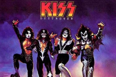 La banda de rock KISS tendrá su propia película biográfica en Netflix