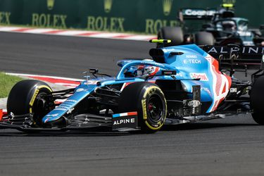 Ocon aprovecha el caos inicial y se queda con el GP de Hungría en la Fórmula 1