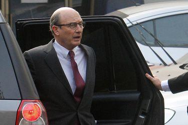 General (R) Cheyre queda en libertad tras pago de fianza de un millón de pesos