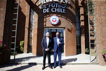 """Gianni Infantino: """"Chile debe tener la misión de albergar un Mundial"""""""