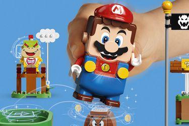 Ya comenzó la preventa de LEGO Super Mario en Chile