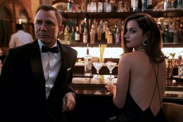 James Bond: No Time to die negocia su venta al streaming