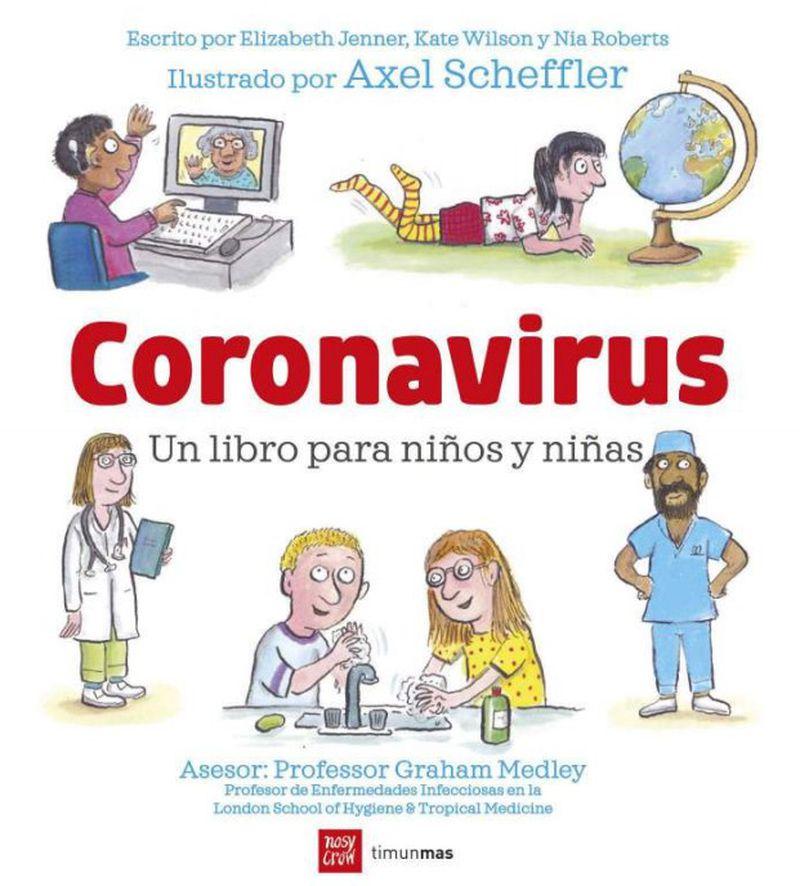 Descarga Coronavirus: un libro para niños y niñas con respuestas ...