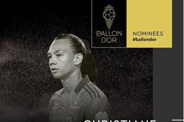Christiane Endler es nominada para el Balón de Oro como mejor jugadora