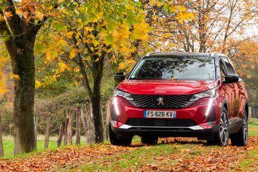 Peugeot ahora renueva a nivel local sus familiares 3008 y 5008