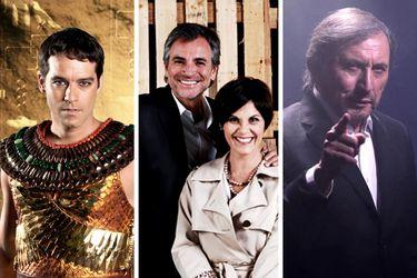 Moisés, Pablo Escobar o Mea Culpa: los programas repetidos que han rescatado a la TV local en días de encierro