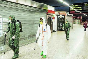 España reporta 832 fallecimientos por coronavirus en un día: cifra asciende a más de cinco mil muertes en el país