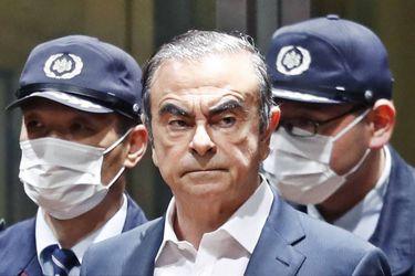 Según la ONU, el arresto de Carlos Ghosn en Japón fue arbitrario y merece compensación