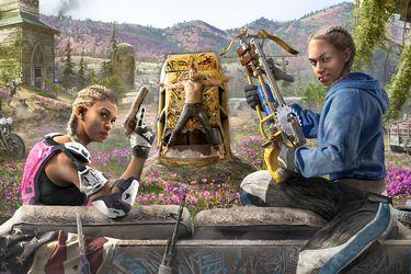 Review | El colorido y familiar apocalipsis de Far Cry: New Dawn