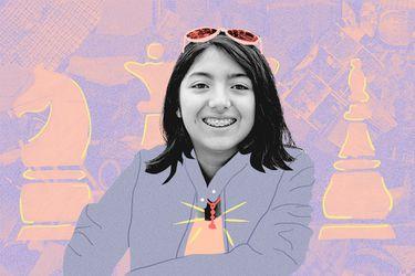 """Javiera Gómez, ajedrecista: """"Cuando chica me hubiese gustado tener más referentes femeninos"""""""