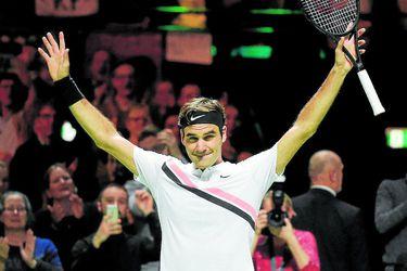 El pintoresco desafío de Roger Federer a sus fanáticos