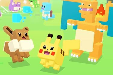 Pokémon Quest supera el millón de descargas en Switch