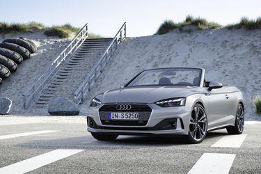 Audi completa la familia A5 en Chile con el estreno de la versión Cabrio