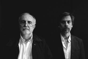 La divina comedia llega a las tablas con Néstor Cantillana y Marco Antonio de la Parra