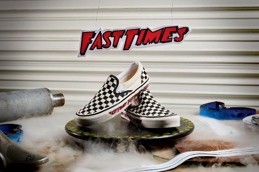 Vans reeditó sus zapatillas inspiradas en Fast Times at Ridgemont ...
