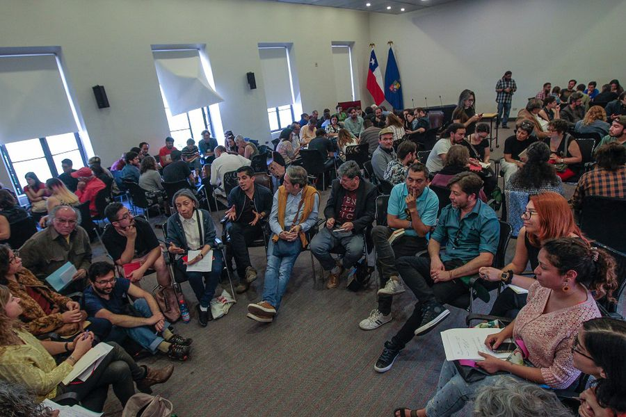 Asamblea de escritores