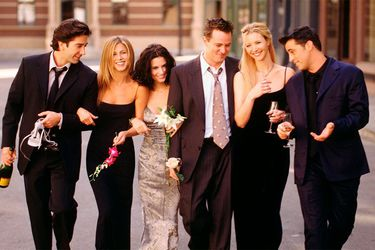 Friends: 25 años después
