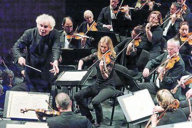 Rattle y la Sinfónica de Londres, rozando la perfección