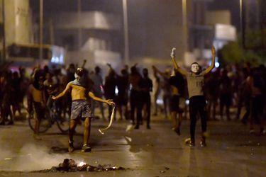 Disturbios tras manifestación contra la violencia policial en Túnez