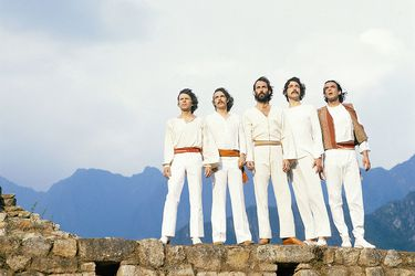 Cómo Los Jaivas se convirtieron en la mejor banda de la música chilena y en un ejemplo de sobrevivencia