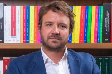 """Juan Luis Ossa (CEP): """"El gobierno no puede estar marginado como actor secundario en el proceso constituyente"""""""