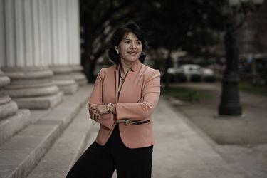 Provoste evalúa acto ciudadano y lejos de la marca DC para lanzar su candidatura