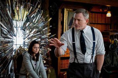 Daniel Craig será el único actor que regresará para Knives Out 2