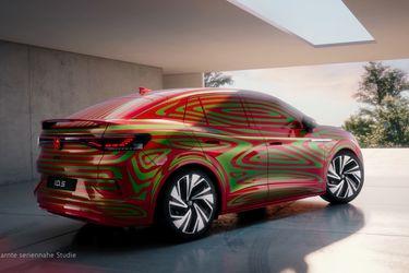 Volkswagen ID.5: los alemanes adelantan su próximo SUV Coupé 100% eléctrico