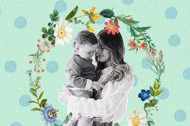 Vivir a la sombra de una mamá perfecta