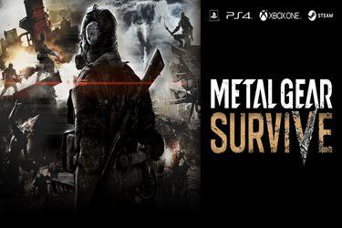 Metal Gear Survive llega a Steam y a pocos parece interesarle