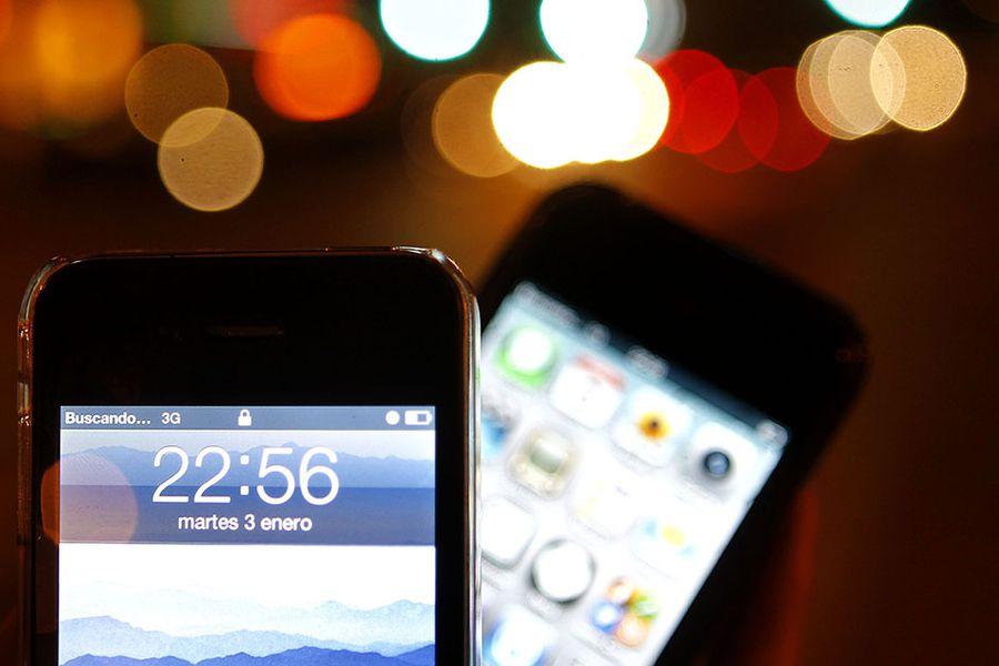smartphone, celular, iphone, app
