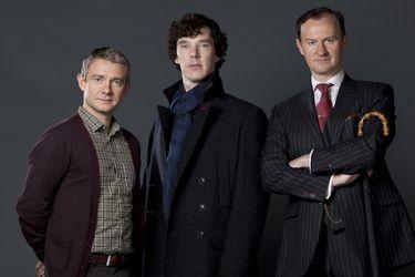 De Londres a Chile: TVN emitirá la serie Sherlock