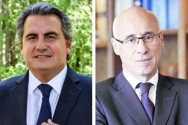 Salvador Said asume la presidencia de Scotiabank Chile y Arturo Tagle se integra al directorio del banco