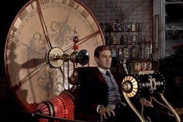 La máquina del tiempo de H.G. Wells tendrá una serie de televisión