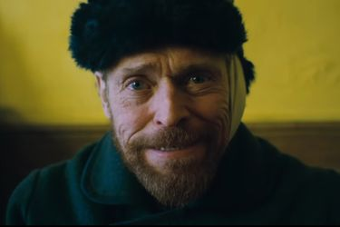 Dafoe se convierte en Van Gogh en el tráiler de At Eternity's Gate