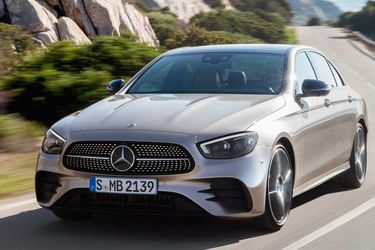 Mercedes-Benz establece nuevos parámetros de seguridad con la Clase E