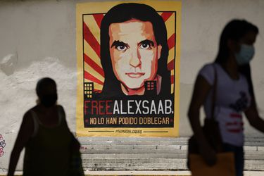 """Alex Saab, el """"vendedor de llaveros"""" y testaferro de Nicolás Maduro, extraditado a Estados Unidos"""