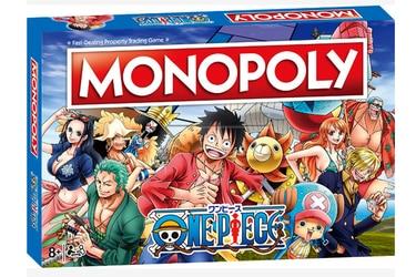 One Piece tendrá su propio Monopoly