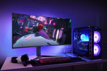 LG lanzará el primer monitor gamer con IPS de 1 milisegundo