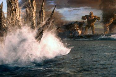 Un juguete ofrecería el vistazo más claro al posible monstruo sorpresa de Godzilla vs Kong