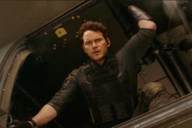 Chris Pratt se prepara para combatir contra extraterrestres en el primer adelanto de The Tomorrow War