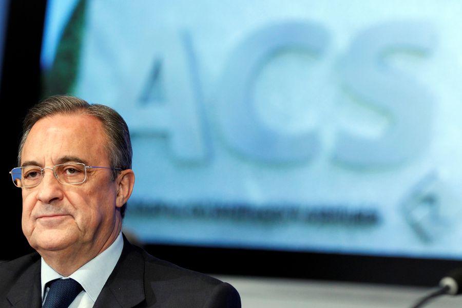 Florentino Pérez, timonel del Real Madrid, es el primer presidente de la Superliga Europea. El multimillonario español encabeza la agrupación que pretende competir de forma paralela a la UEFA Champions League.
