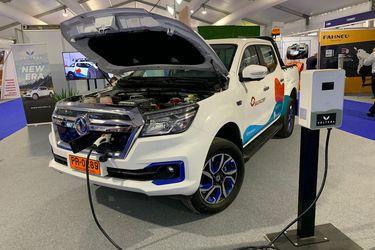 Voltera Rich 6: llega a Chile la primera camioneta 100% eléctrica